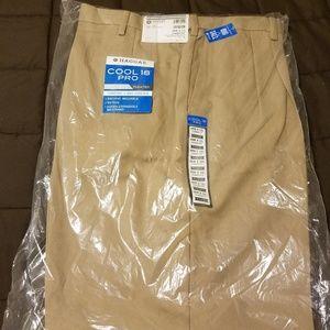 NWT!!! BIG & TALL Men's Khaki slacks